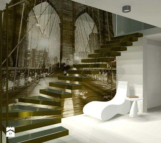 Schody styl Nowoczesny - zdjęcie od IZEdesign
