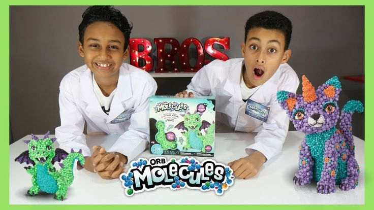 ORBMolecule | Holiday Toys | AWESOME Gift | Best Toys 2017