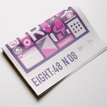 Counter Print – Eight:48 Issue 8 – £6