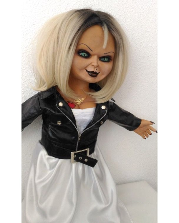 Pin By Marie Antoinette On Bride Of Chucky Dolls Bride Of Chucky Doll Bride Of Chucky Chucky Doll