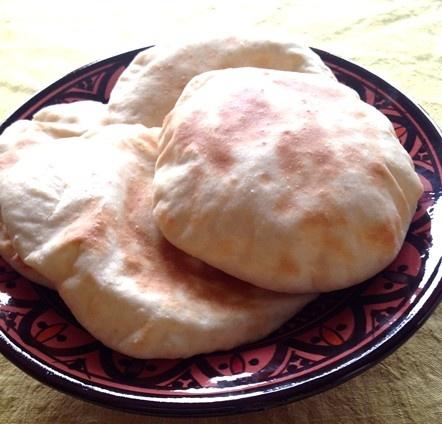 Yoghurtskolan - Busenkla naan-bröd