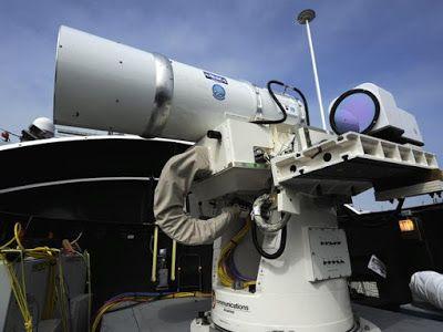 Tecnología Actual: Israel presenta su Rayo de Hierro, un cañón láser para derribar misiles y drones