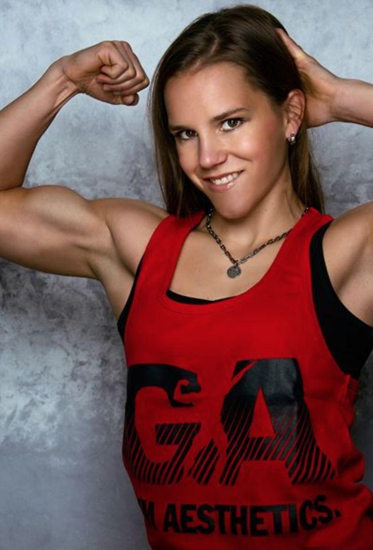 Fitness Muscle Motivation Girlpower Bodybuilding  -3698