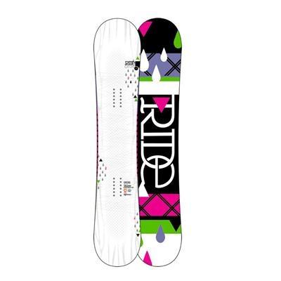 Love this graphic... Ride Canvas Rocker Snowboard - Women's 2011