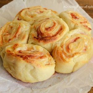 Torta rose di patate