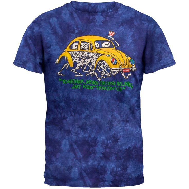 I need this!!!  Grateful Dead - Bug Truckin' T-Shirt | OldGlory.com