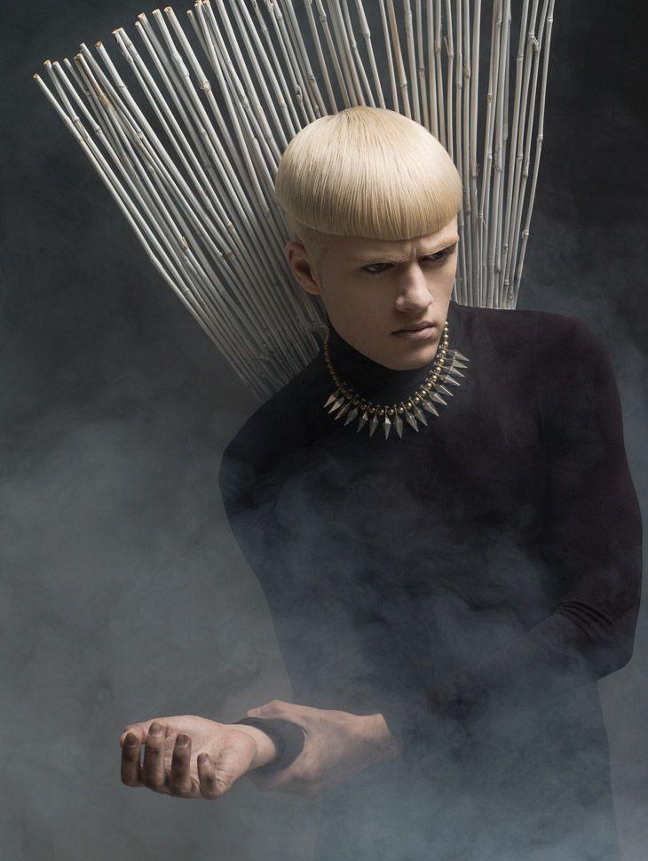 HAIR FROM THE Przemek Dunayev at AS Management by PGajewski