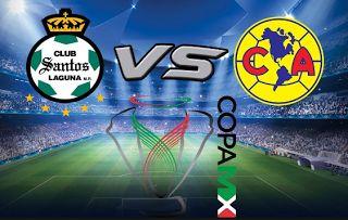 Blog de palma2mex : Santos vs América Torneo de Copa