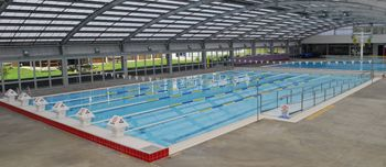 Welcome to the Sapphire Aquatic Centre!