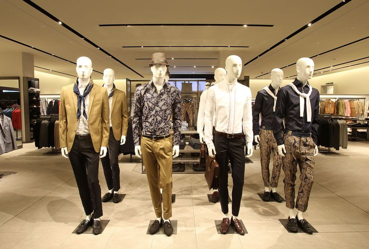 Zara Man At Chadstone - The Fashion Capital