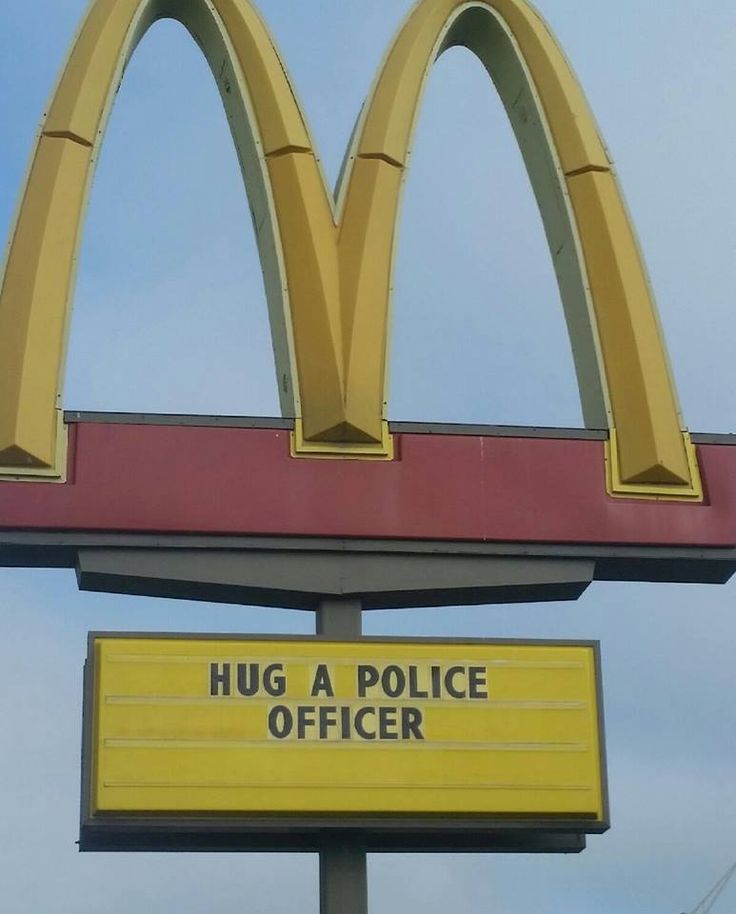 THANKS MCDONALDu0027S FOR YOUR SUPPORT Posted