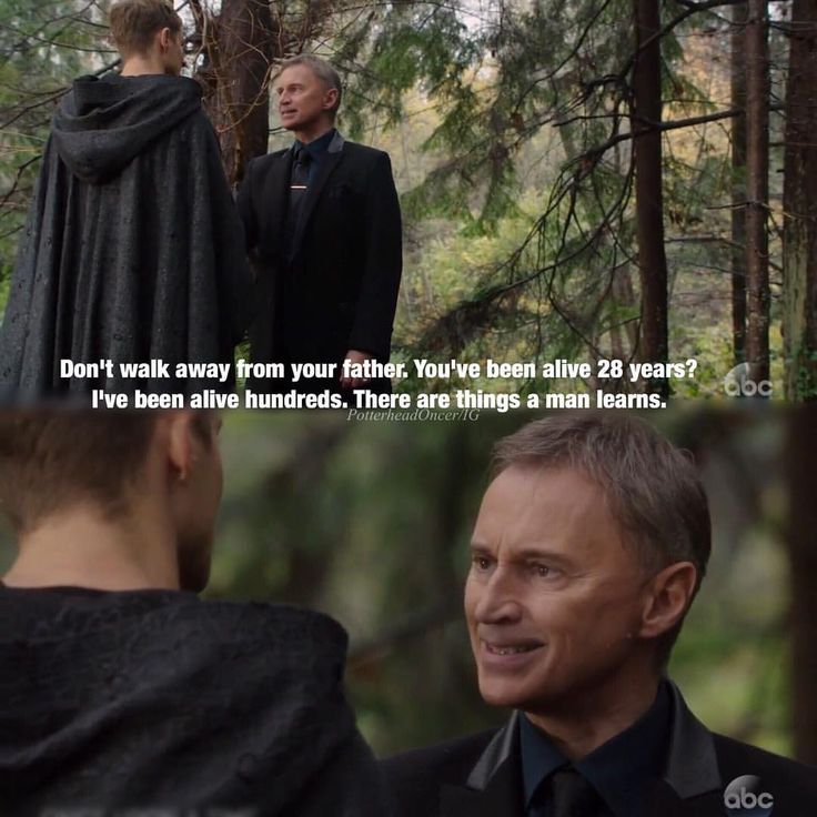 """""""Don't walk away from your father"""" - Rumple and Gideon #OnceUponATime (by potterheadoncer)"""