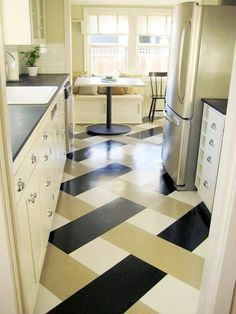 black and tan floor tiles - Google Search