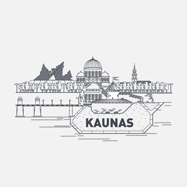 To Lithuania Infographic on Behance