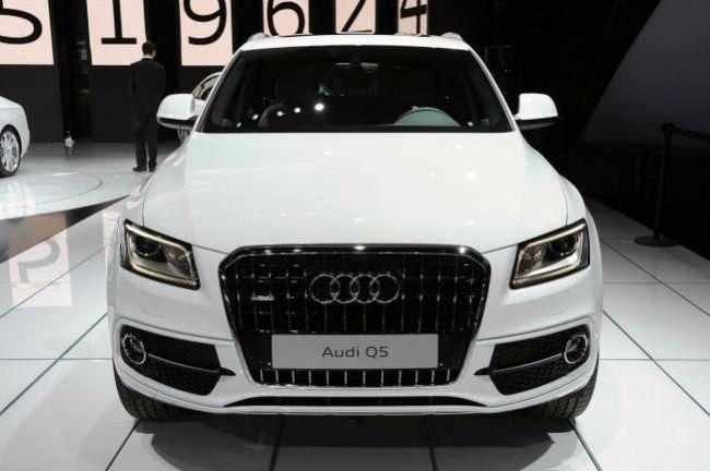 2014 Audi Q5 Hybrid - http://topismag.net/audi/2014-audi-q5-hybrid