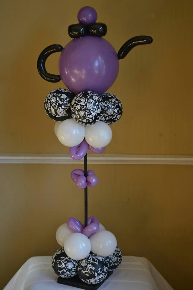 balloonTea Pot - Google Search