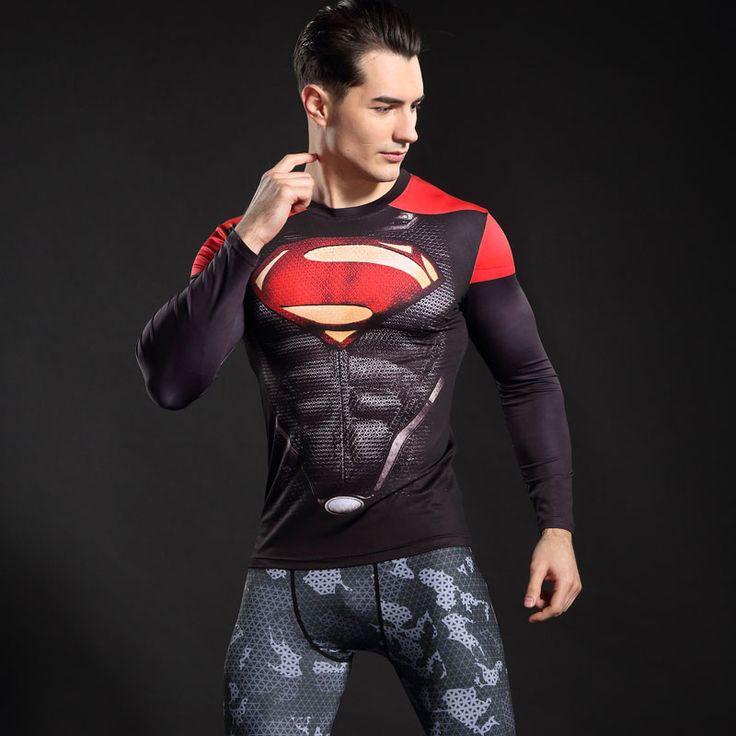 awesome Compression Crossfit Gear Superman Red Costume Rashguard  -   #amazon #australia #buy #collectibles #DCUniverse #Detectivecomics #ebay #fitness #forgym #Kal-el #Kalel #loot #malaysia #Manofsteelcrossfit #merch #merchandise #purchase #rashguards #rashguards #southafrica #Superman #superman #training #tv #uk #Workout