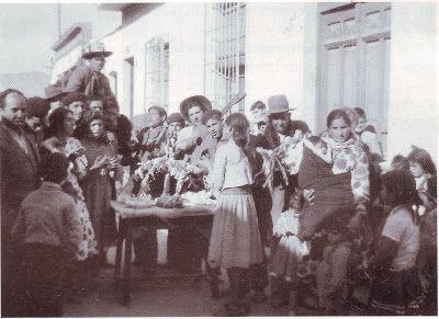 Resultado de imagen de fotos antiguas gitanos almeria
