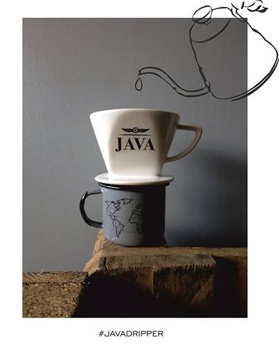 JAVA Dripper + JAVA Mug = <3
