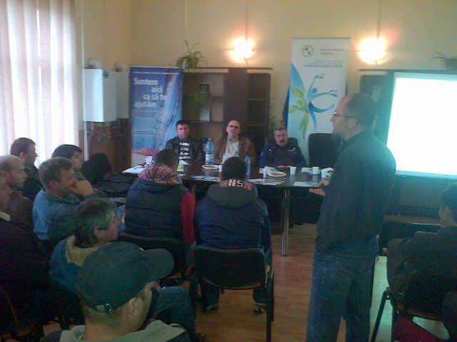 Campania INPCP ajunge maine, 24 noiembrie, in comuna Targsoru Vechi, judetul Prahova