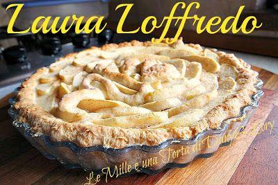 Le Mille e una Torta di Dany&Lory: Crostata Morbida alle mele (senza uova)