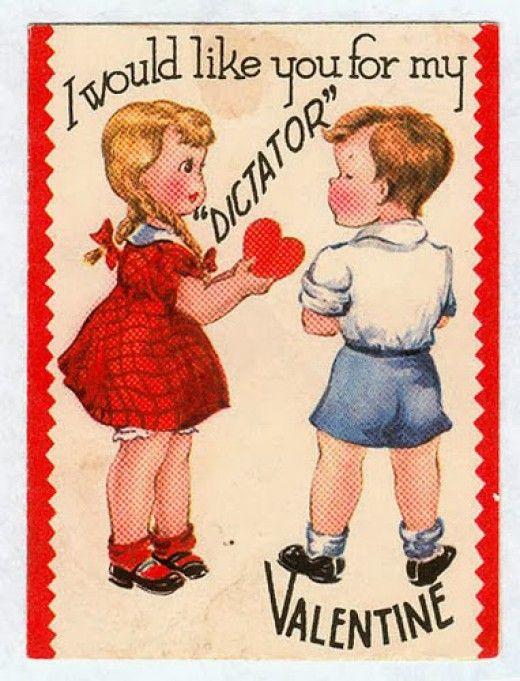 Οι 30 πιο αλλόκοτες vintage κάρτες του Αγίου Βαλεντίνου - ΠΕΡΙ ΕΡΩΤΟΣ - ΑΦΙΕΡΩΜΑΤΑ - Blogs - LiFO