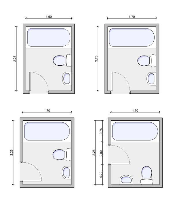 very small bathroom layouts bathroom layout 12 bottom left is the rh pinterest com