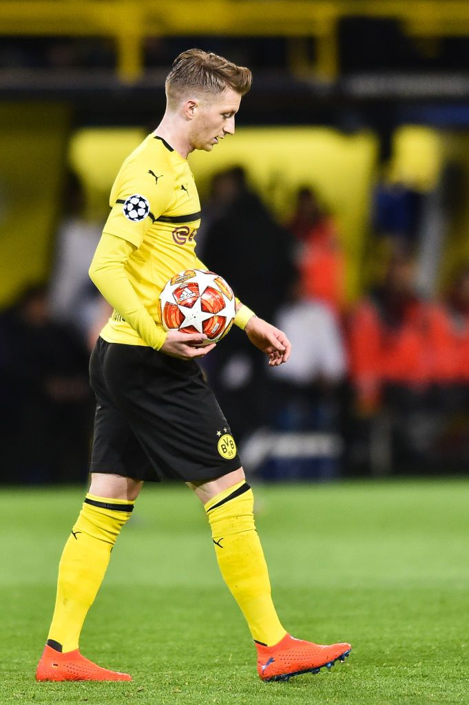 Marco Reus Of Borussia Dortmund During The Uefa Champions League Reus Borussia Dortmund Dortmund
