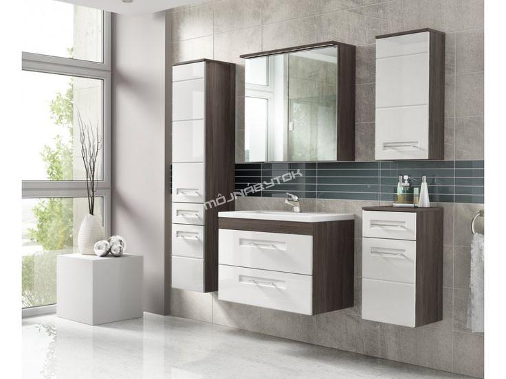 Moderná novinka - kúpeľňová zostava COSMO II.