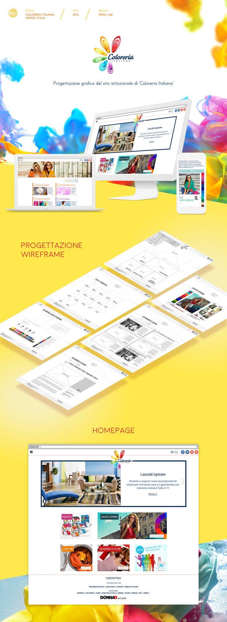 https://www.behance.net/gallery/37929161/Coloreria-Italiana-2016-sito-ufficiale  Coloreria Italiana 2016 - sito ufficiale on Behance