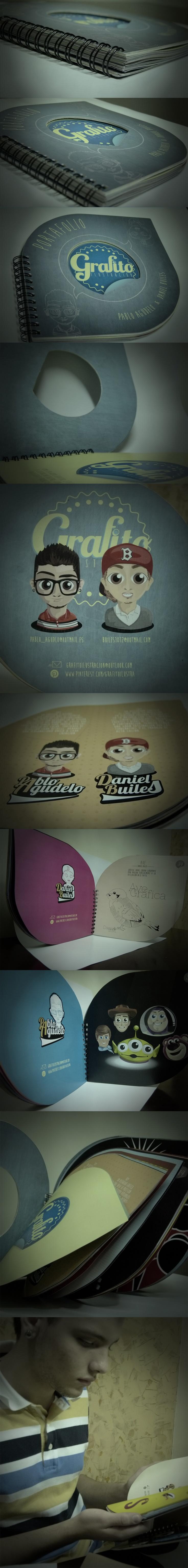 """Portafolio  Concepto: """"libro de ilustración infantil"""""""