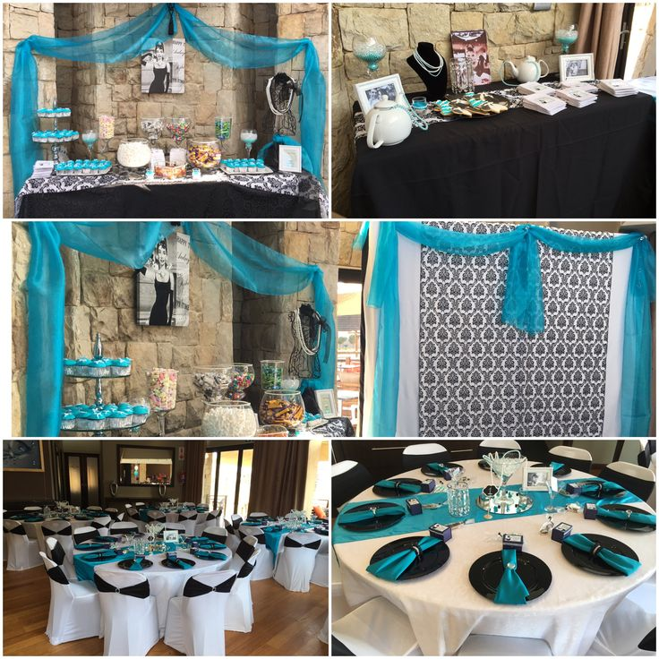 Breakfast at Tiffany's by Mallows & Moët Décor and Events