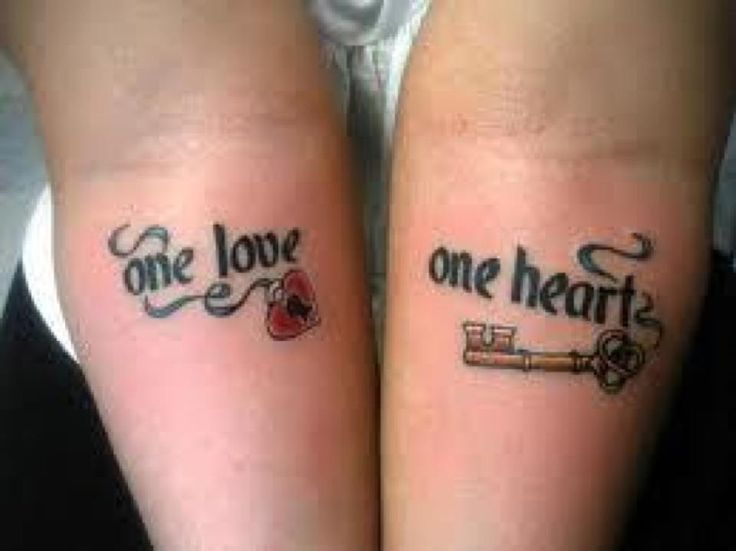 17 best images about tatoo on pinterest sister tattoos for One love tattoo designs