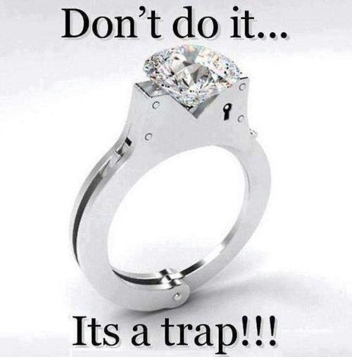 Haha!! Love the ring!!