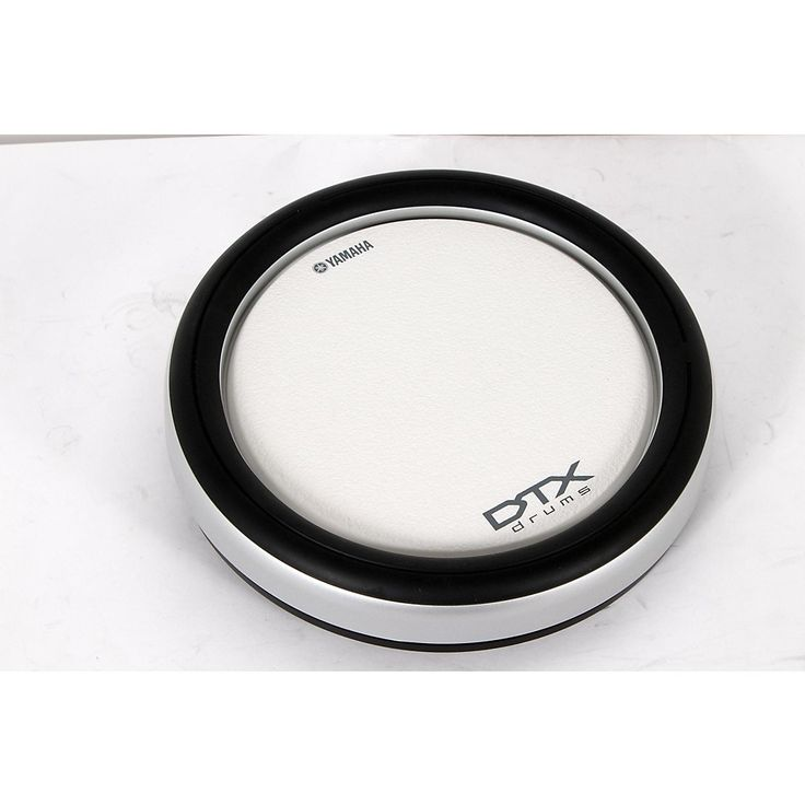 Yamaha XP DTX Electronic Drum Pad 8 in. 888366002469