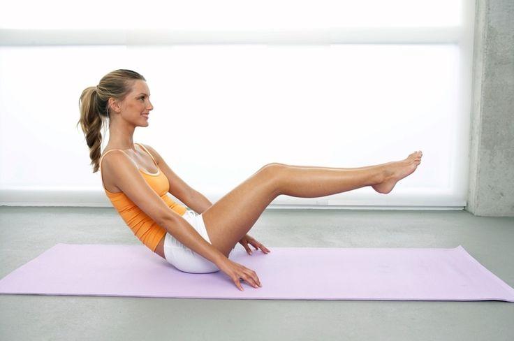 Špeciálne pre ženy: 9 cvikov na ploché brucho a pevný zadok