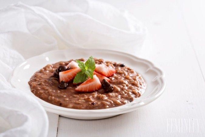 Toto si dajte na raňajky namiesto ovsených vločiek: Schudnete a prijmete oveľa menšie množstvo kalórií