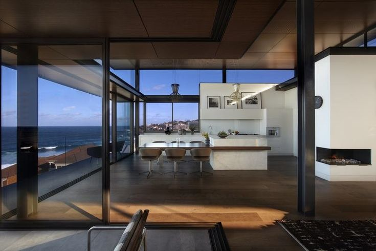 Breezy Living Room The Permanent Holiday Home With a View Over the Ocean: the Bronte House in Sydney