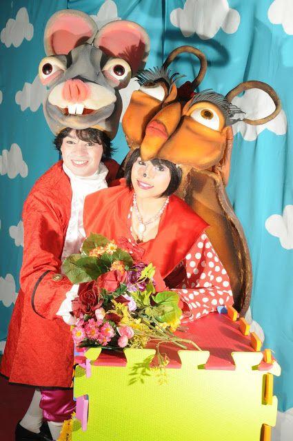 Agenda Cultural RJ: Teatro Infantil Gratuito, todos os  sábados e domi...