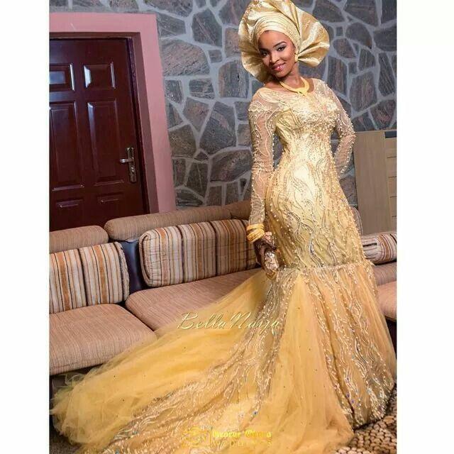 Image result for nigerian wedding dress styles