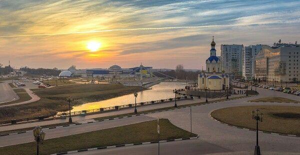 Бодрого утра, Белгород!  Фото: Андрей Хххх