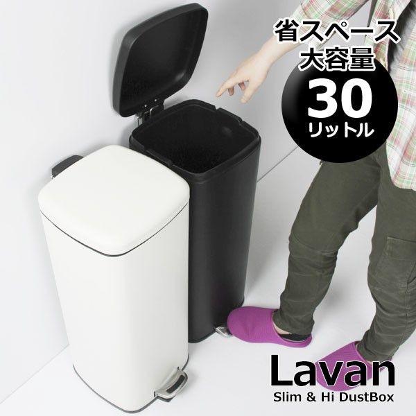 〔商品説明〕スリムな省スペース用の大容量30リットル用のゴミ箱です。脚踏みペダルで、手を汚さずにゴミを捨てられます。内部は2重構造で、ペールを丸洗いでき、ゴミ袋を被せて取っ手を倒すだけ。取っ手がゴミ袋のズレ防止にもなります。本体の後面にも取っ手付きですので、掃除などのちょっとした移動にも便利です。〔サイズ〕幅28×奥行き36×高さ66cm 〔素材〕スチール(粉体塗装)、ポリプロピレン〔配送につきまして〕ご決済確認日より2〜3営業日目の出荷となります。送料は、お客様負担となります。複数ご注文の場合:配送エリア×ご注文個数=送料合計金額中継送料は自動計算されますが、当店にて送料確認を行いますので、決済は当店確認後メールで、ご連絡いたします。〔備考〕完成品お届け。
