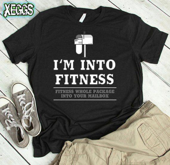 I M Into Fitness Postal Worker Usps Postal Shirt Rural Carrier