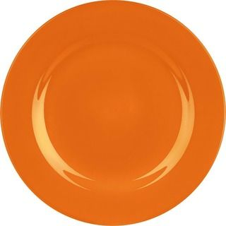 Shop for Waechtersbach Fun Factory Orange Dinner Plates (Set of 4). Free Shipping on orders over $45 at Overstock.com - Your Online Kitchen