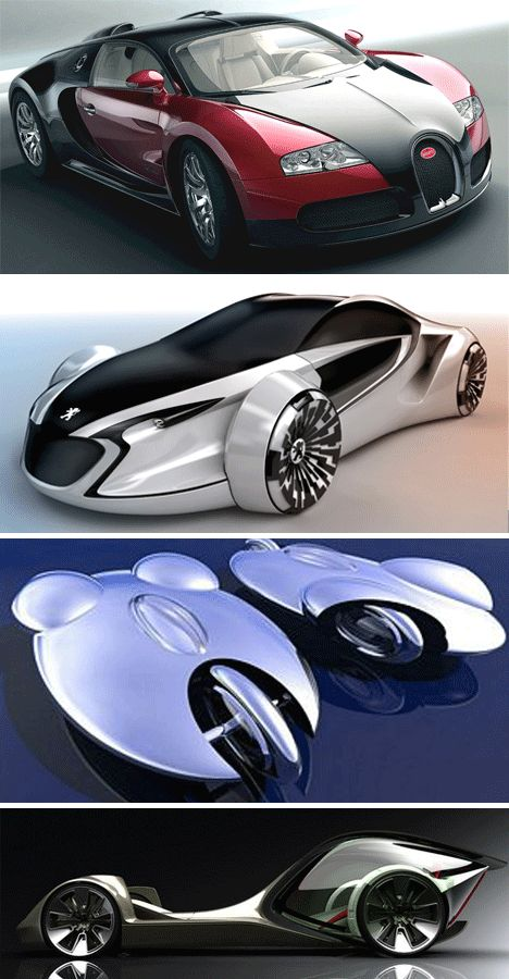 Back To The Future: 29 Thrilling Concept Cars & Designs | Urbanist
