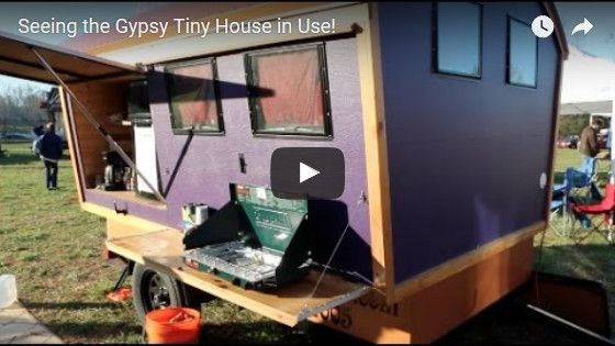 8 tiny houses with rustic interior decor