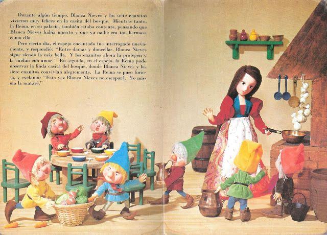 Aquellos muñequitos que vivían en los cuentos...: Colección El País de los Cuentos (Froebel-Kan)/(Bibliográfica internacional)