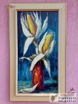 Egy híres német festő művének másolata.