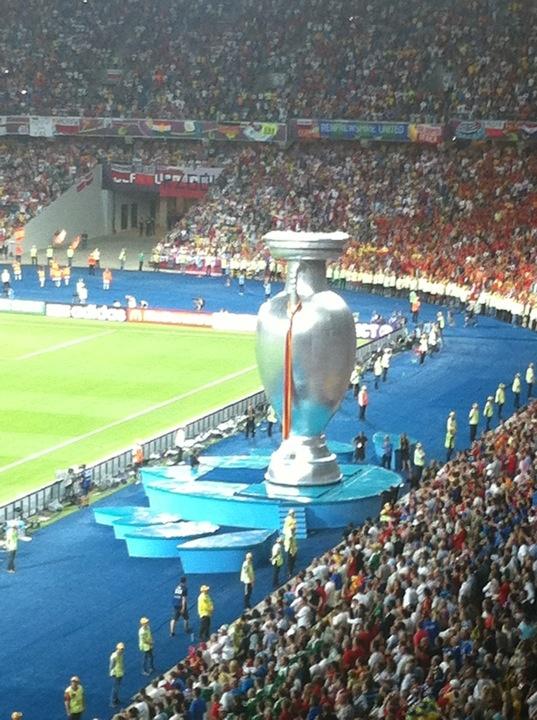 Spanien ist Europameister 2012