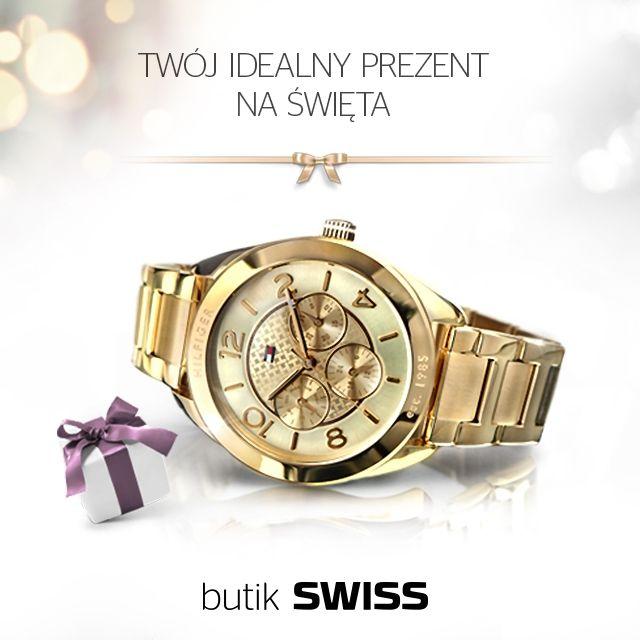 Nie macie jeszcze upominku na Świeta? Odwiedź butik SWISS i wybierz idealny prezent.